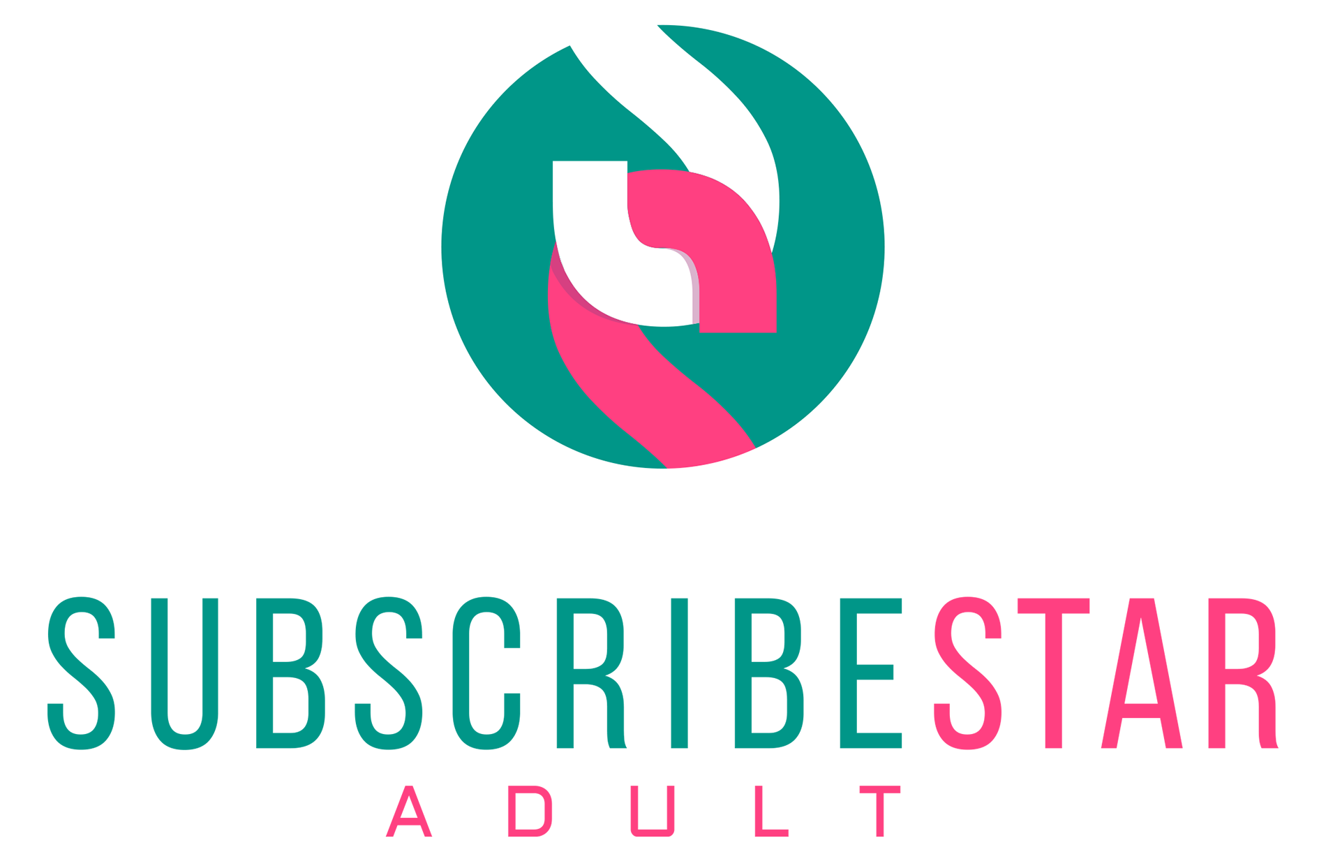 SubscribeStar Adult Stacked Combination Mark