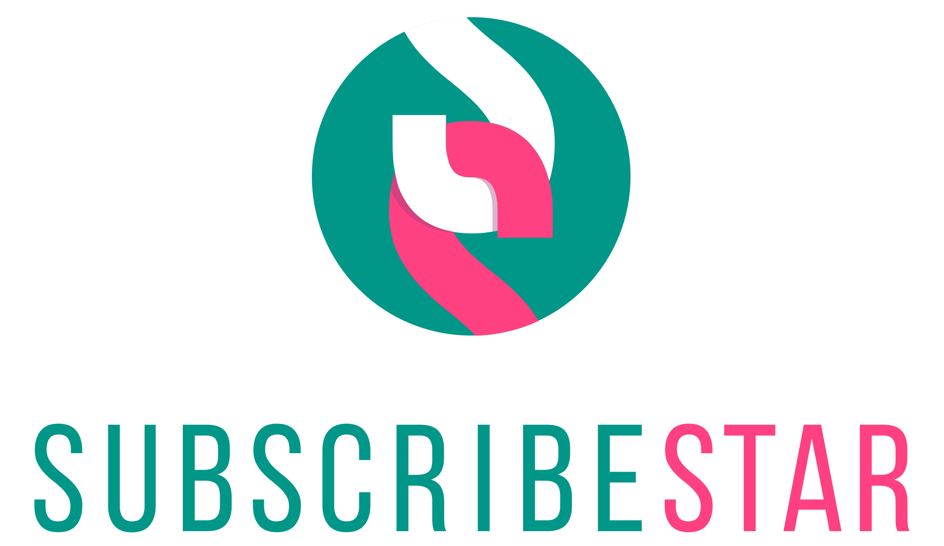 SubscribeStar Stacked Combination Mark